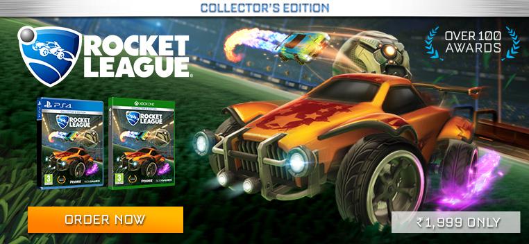 Rocket League: Collectors Edition
