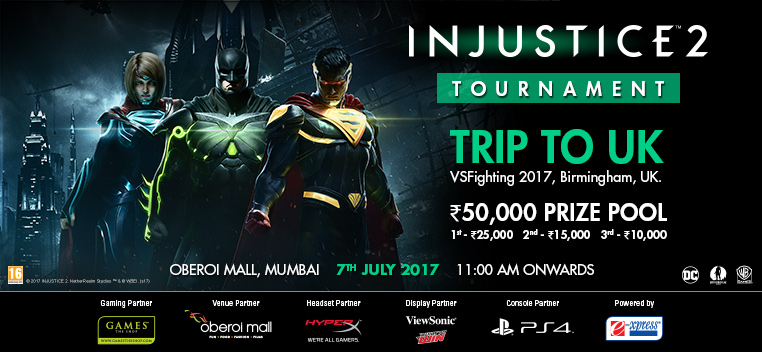 Injustice 2 Tournament