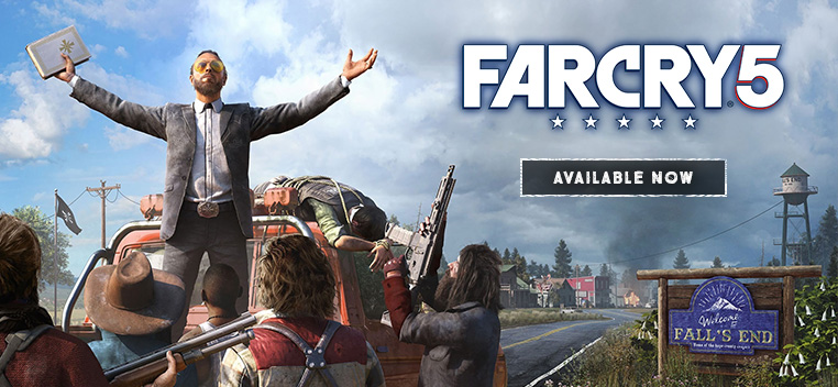 Far Cry 5 Order Now
