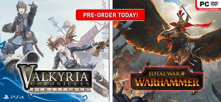 Valkyria & Warhammer