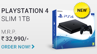 Sony 1TB Slim PS4