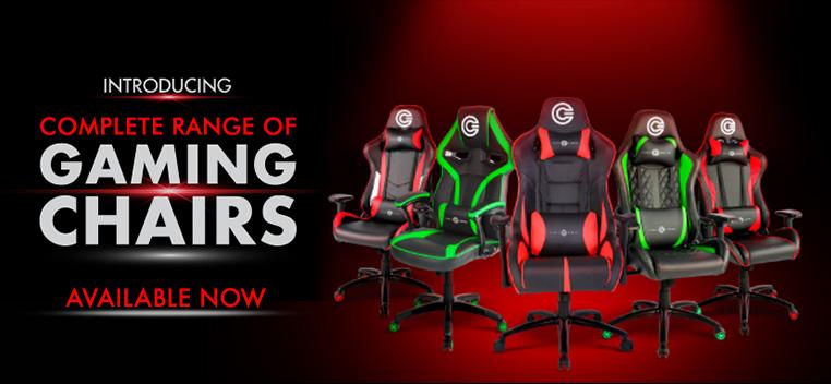 Circle Gaming Chair