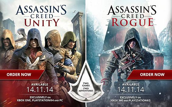 Assassins Franchise
