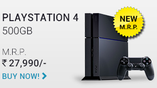 Sony 500 GB PS4