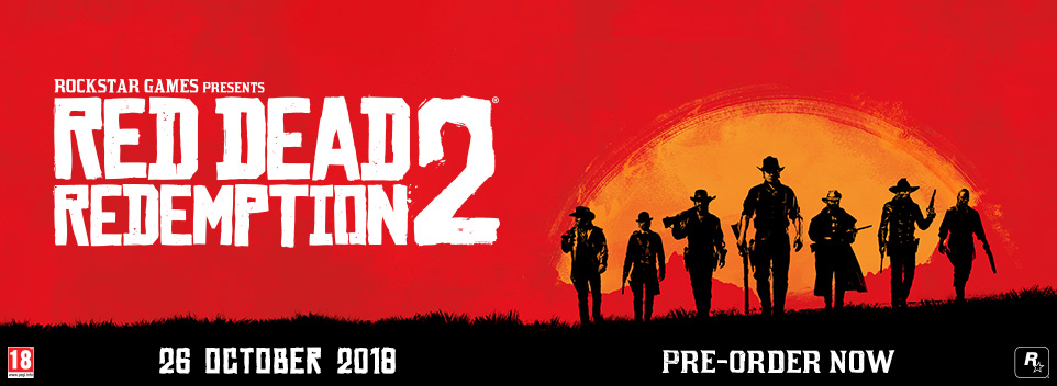 Red Dead Redemption2 Pre order