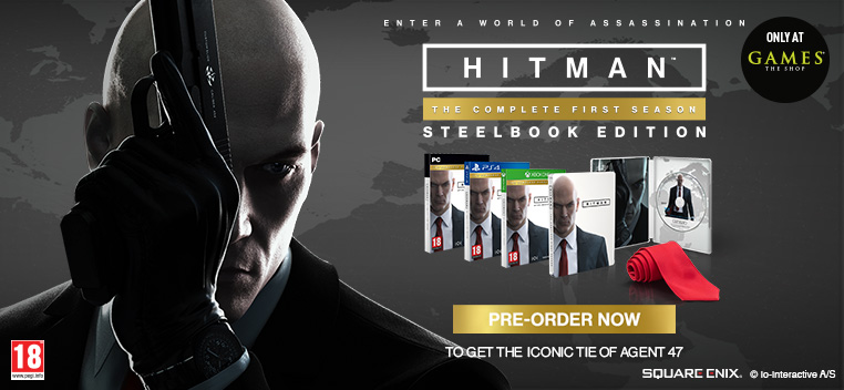 Hitman - The complete first season