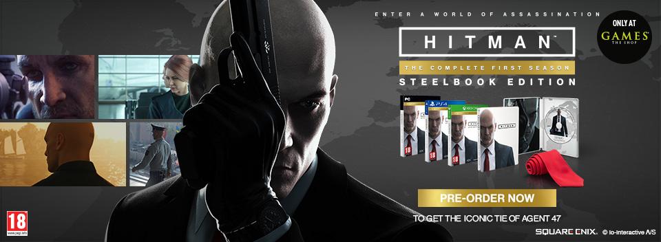 Hitman - The complete first season PC