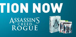 Creed Rogue Collectors Edition