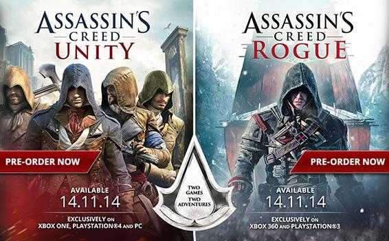 Assassin`s Franchise