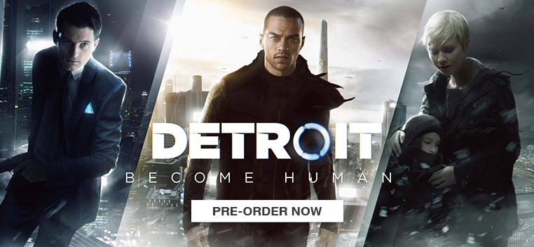 Detroit Become Human PN